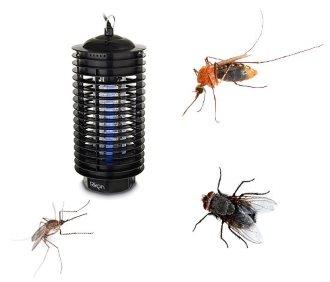 ловушка для комаров электрическая