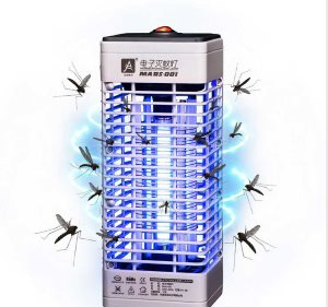 лампа от комаров для дома